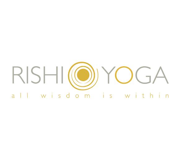 rishi-yoga-logo-design
