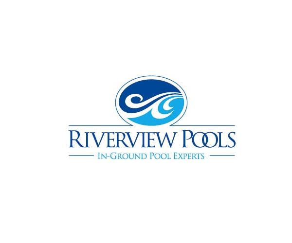riverview-pool-logo-design