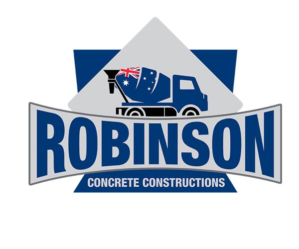 robinson-concrete-logo-design