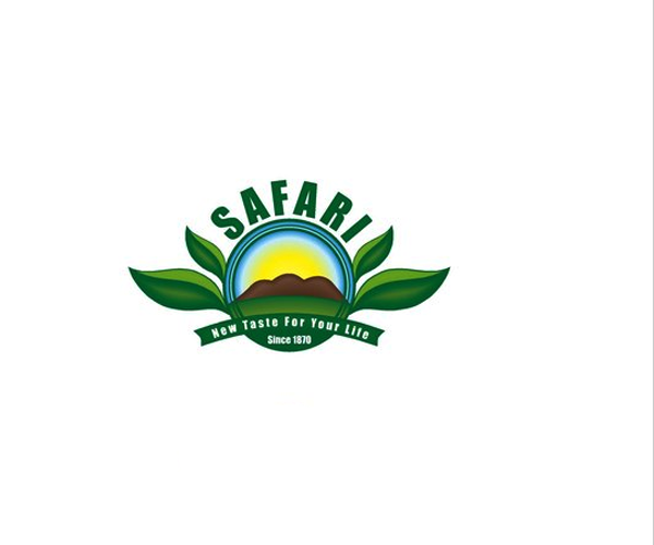 safari-tea-logo-design