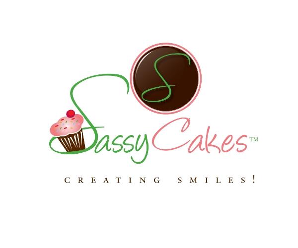 sassy-cakes-logo-design