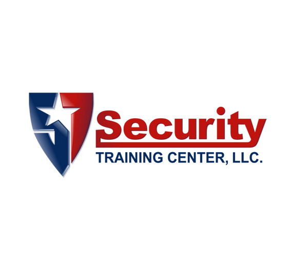 security-training-center-logo-design