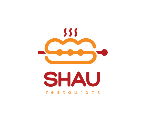 shau-logo-design-for-food-company