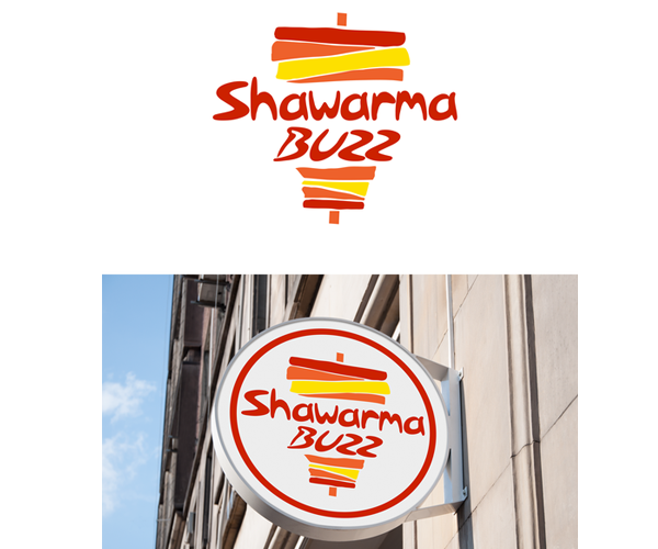 shawarma-buzz-logo-design-21