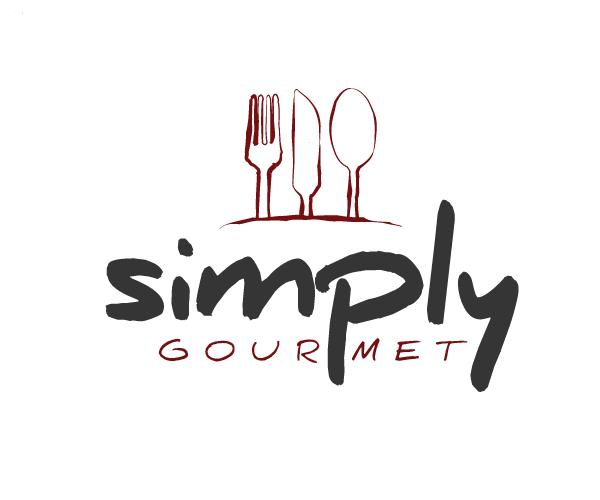 simply-gourmet-logo-design