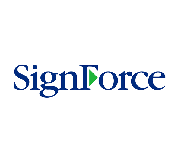 singforce-logo-design