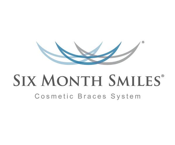 six-month-smiles-logo-design