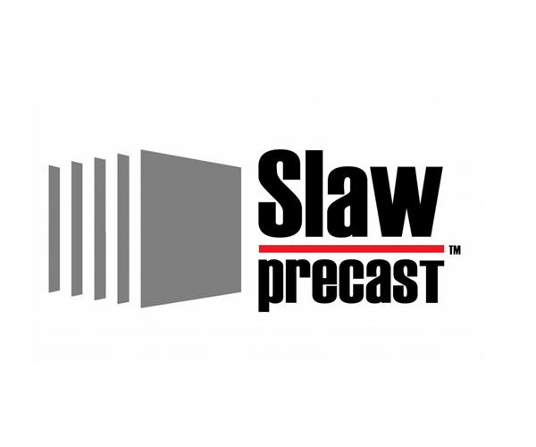 slaw-precast-logo-design