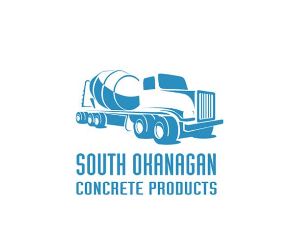 south-okanagan-concrete-logo-design