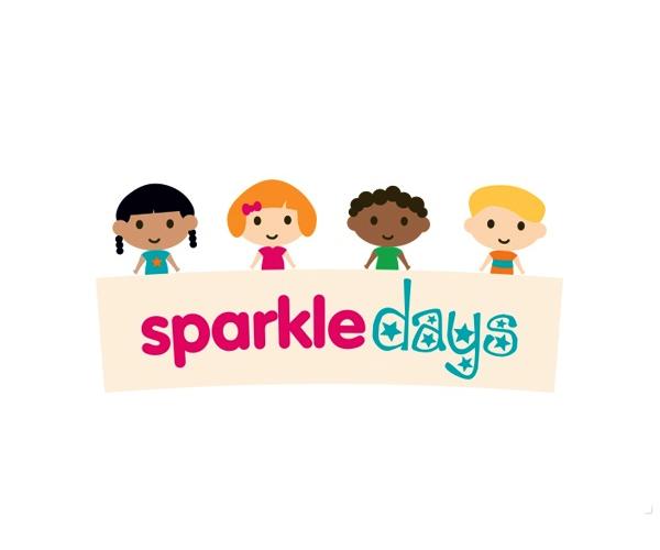 sparkle-days-logo-design