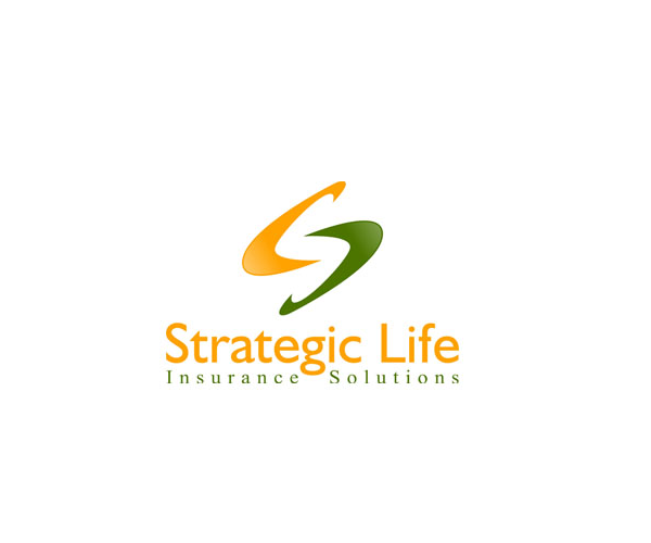 strategic-life-insurance-logo-design