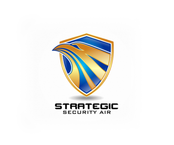 strategic-security-air-logo-design