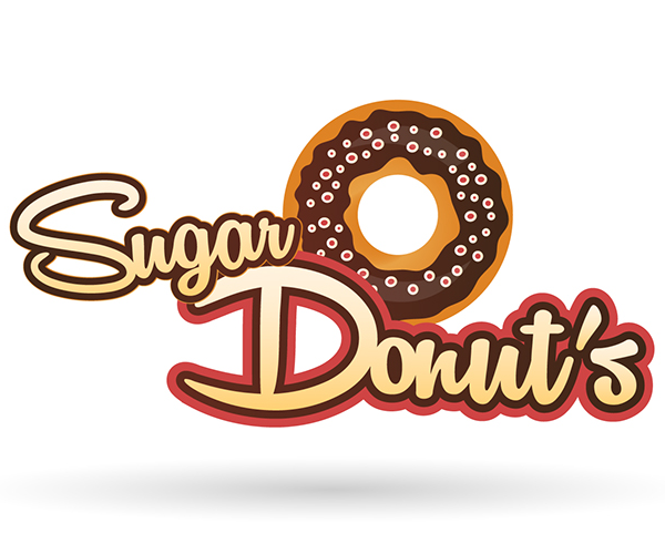 sugar-donuts-logo-design-creative