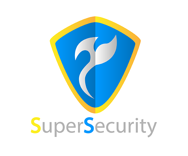 super-security-logo-design