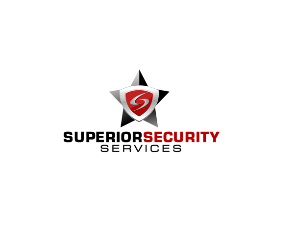 superior-security-services-logo-design