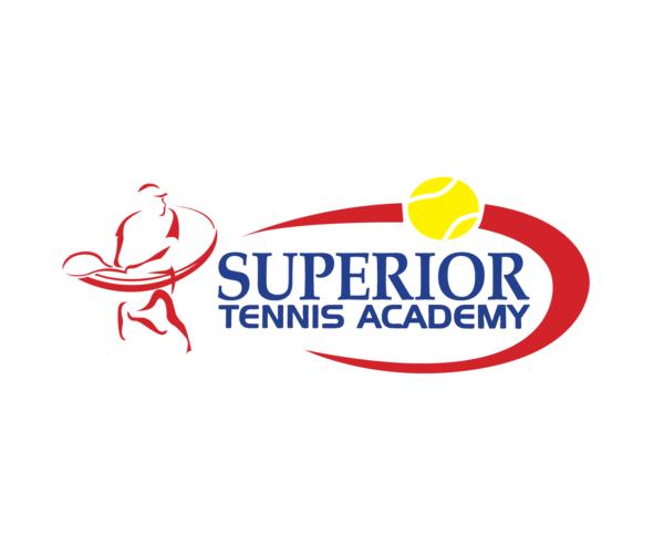 superior-tennis-academy-logo-designer