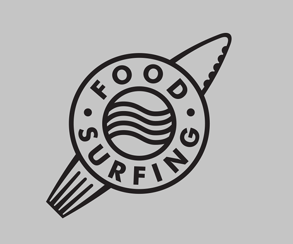 surfing-food-logo-design