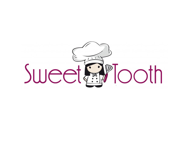 sweet-tooth-bakery-logo-design