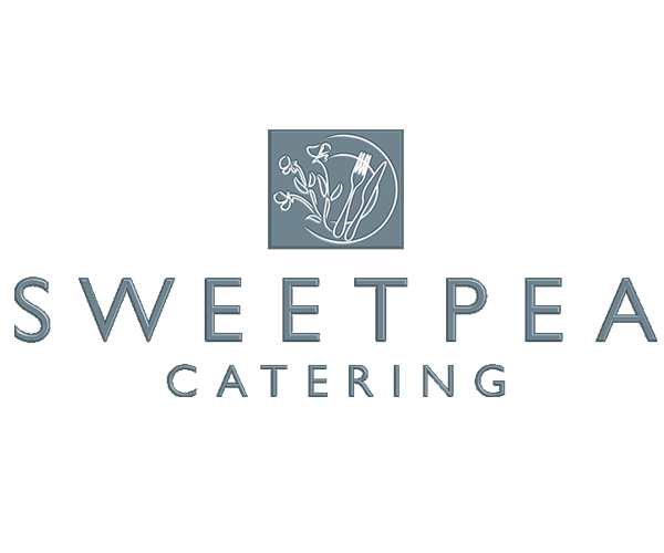 sweetpea-catering-logo-design