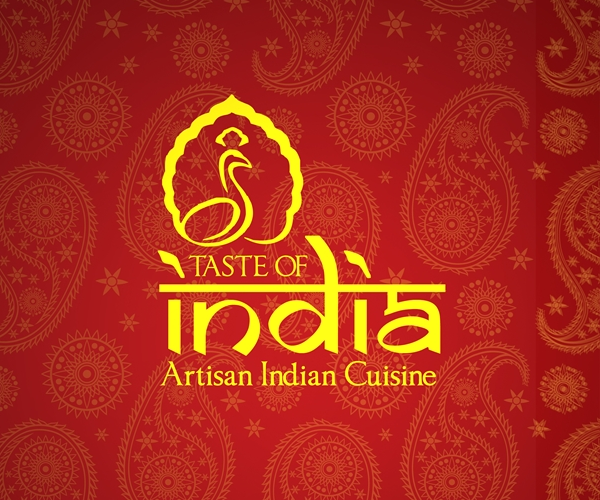 taste-of-india-logo-design