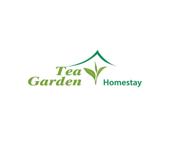 tea-garden-homestay-logo-design