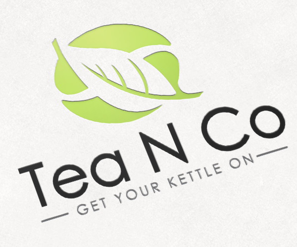 tea-n-co-logo-design