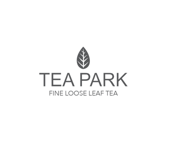 tea-park-leaf-tea-logo-design