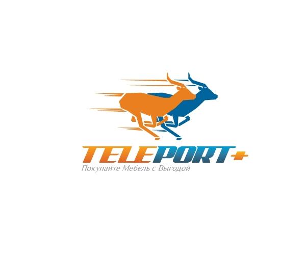 teleport-cargo-logo-design