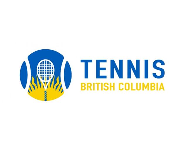 tennis-british-columbia-logo-design