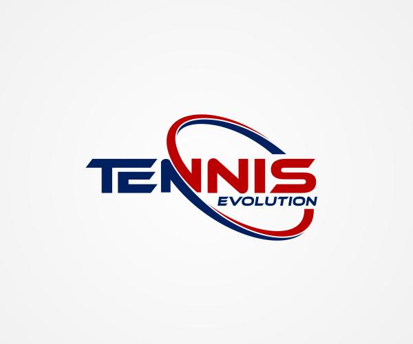 tennis-evolution-logo-design