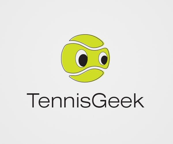 tennis-geek-logo-design