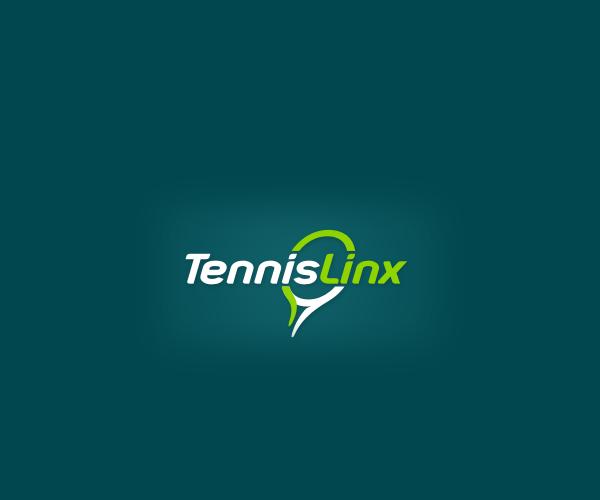tennis-linx-logo-design