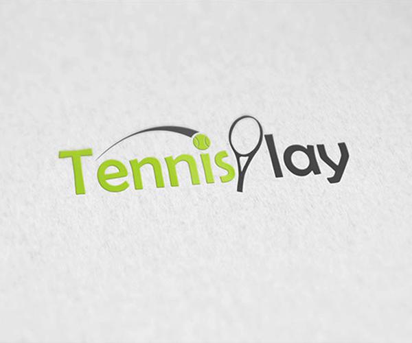 tennis-play-logo-design