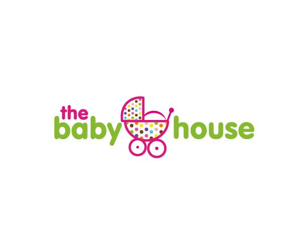 the-baby-house-creative-logo-design