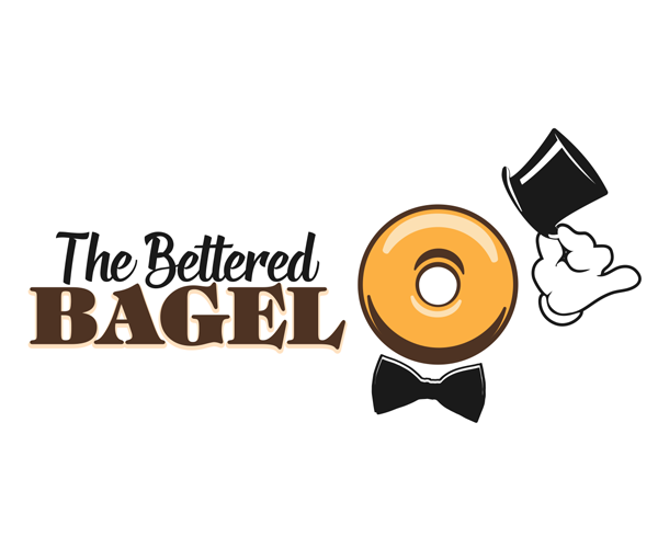 the-betterd-bagel-logo-design