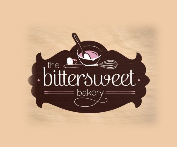 the-bittersweet-bakery-logo-design