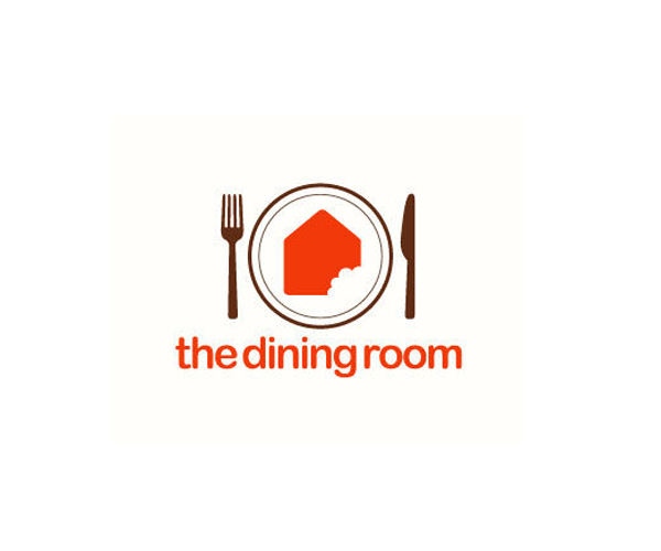 the-dining-room-logo-design