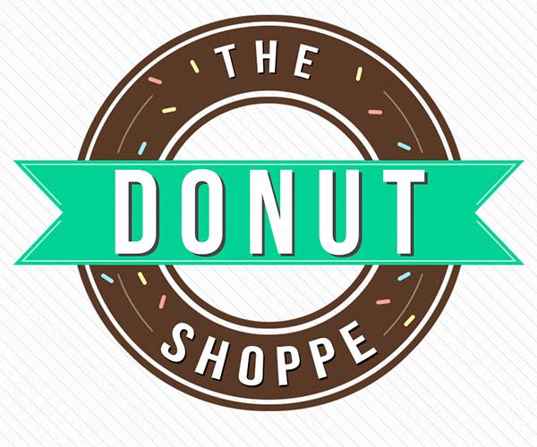 the-donut-shoppe-logo-design