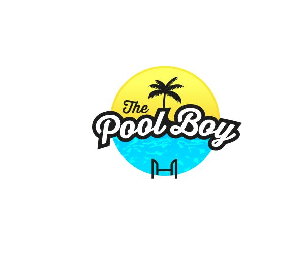 the-pool-boy-logo-designer-creative