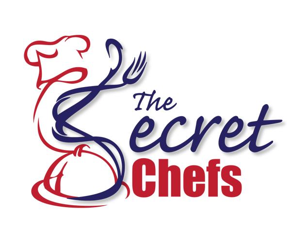 the-secret-chefs-logo-design