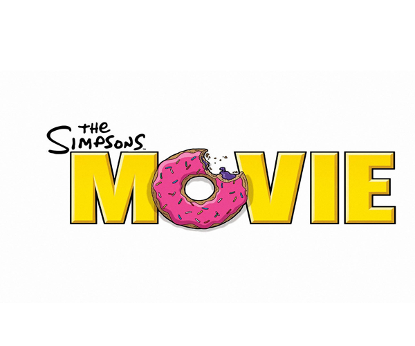 the-simposons-movie-logo-design