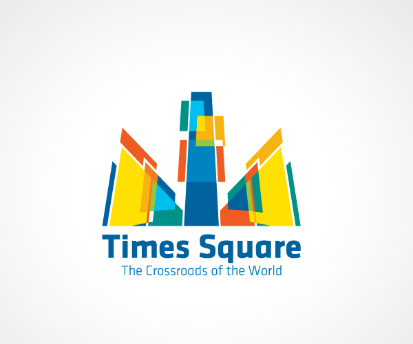 times-square-logo-design