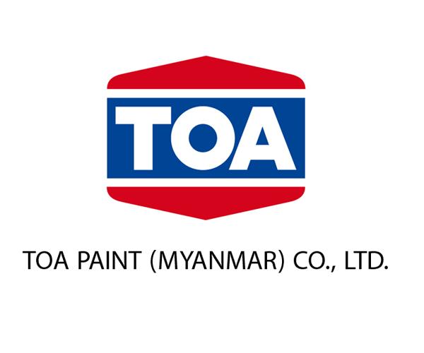 toa-paint-myanmar-company-logo-design