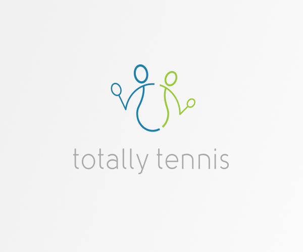 totally-tennis-logo-design