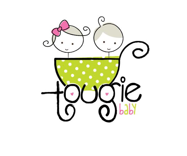 tougie-baby-logo-design