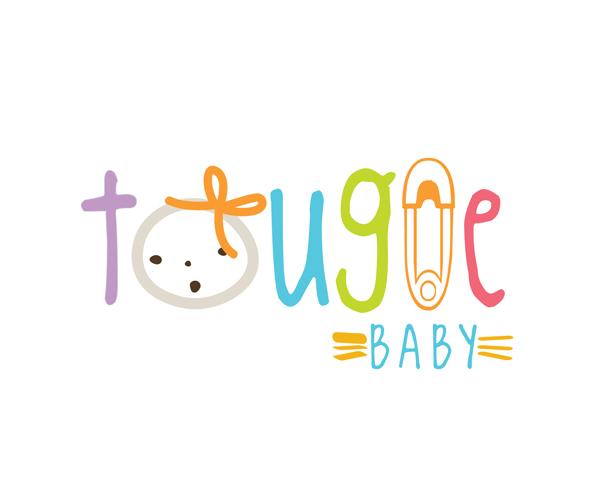tougoe-baby-logo-design