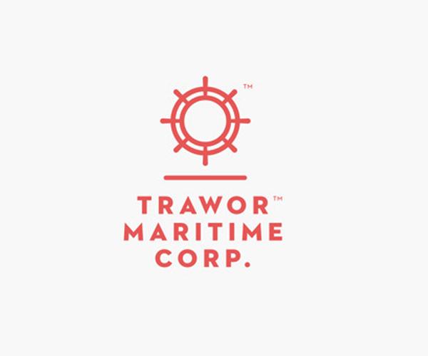 trawor-maritime-corp-logo-design