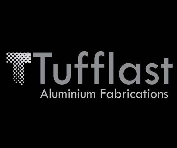 tufflast-aluminium-logo-design