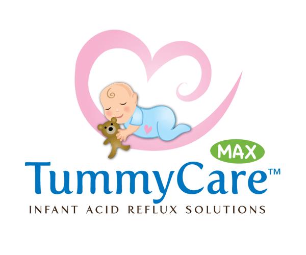 tummy-care-max-infant-logo-design