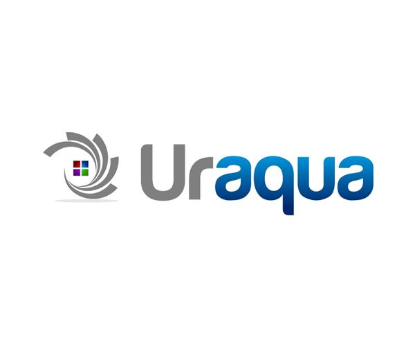 uraqua-logo-design-for-paints-company